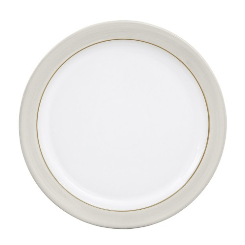 Denby Natural Canvas Medium Plate, 22.5cm