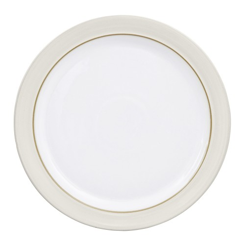 Denby Nautral Canvas Dinner Plate, 27cm