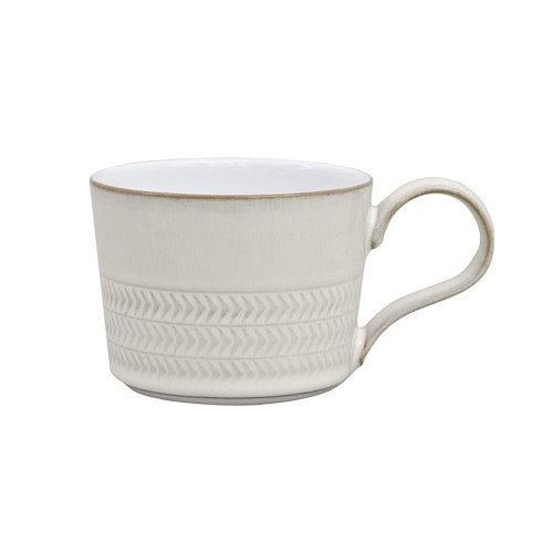 Denby Natural Canvas Textured Tea/Coffee Cup