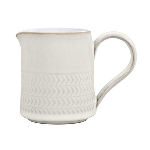 Denby Natural Canvas Textured Small Jug