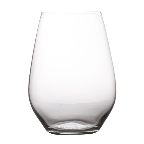 Maxwell Williams Vino Stemless Red Wine Set 6, Clear