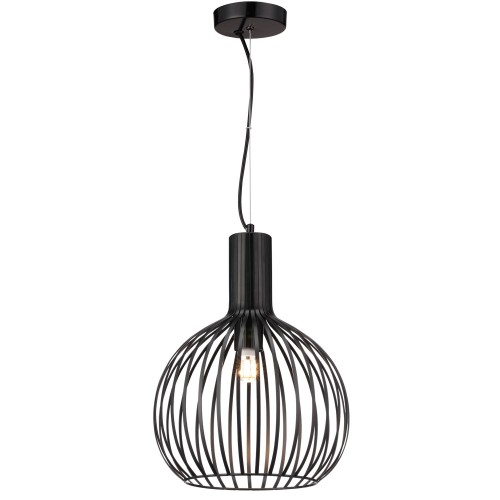 Mr Smith Metal Light, Black
