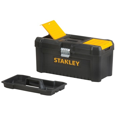 Stanley Basic Toolbox With Organiser Top