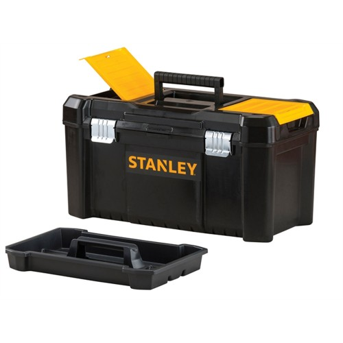 Stanley 482x254x250mm Toolbox With Organiser