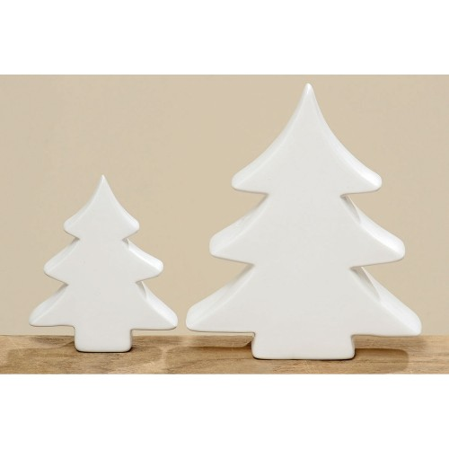Boltze Kilis Tree Object, White