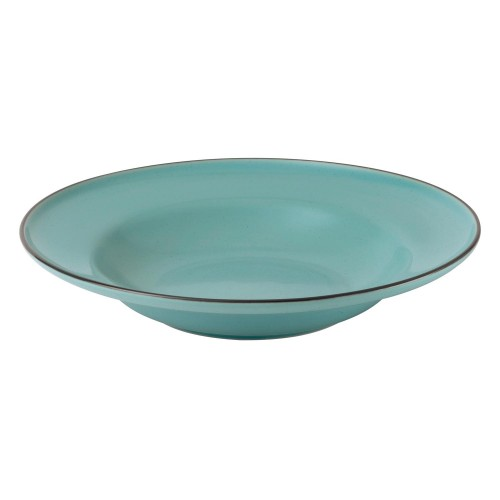 Royal Doulton Blue Pasta Bowl, 25cm