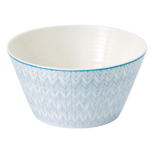 Royal Doulton Herringbone Cereal Bowl, 15cm
