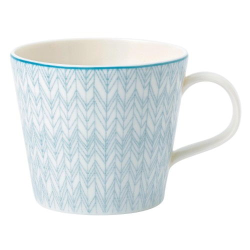 Royal Doulton Herringbone Mug, 0.45ltr