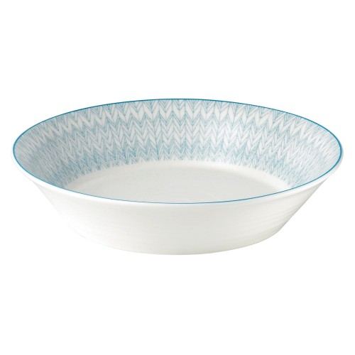Royal Doulton Herringbone Pasta Bowl, 22cm