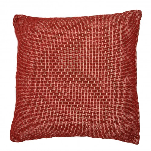 Mason Grey Rex Cushion, Red