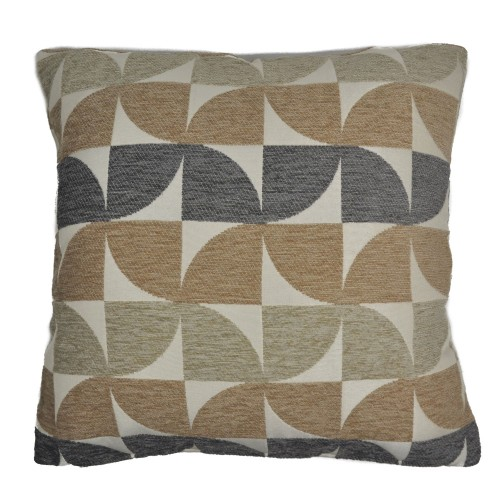 Mason Grey Windmill Cushion, Grey