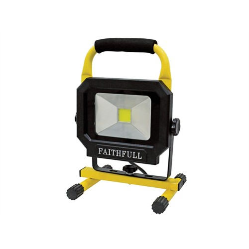 Faithfull 20 Watt Led Pod Sitelight