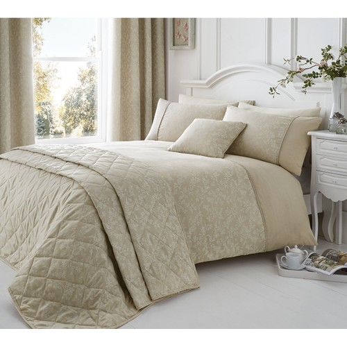 Rosenthal Ebony Duvet Set Double, Natural