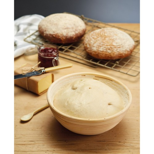 Kitchencraft Paul Hollywood Round Bread Proving Basket