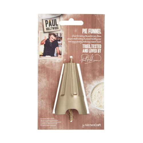Kitchencraft Paul Hollywood Pie Funnel