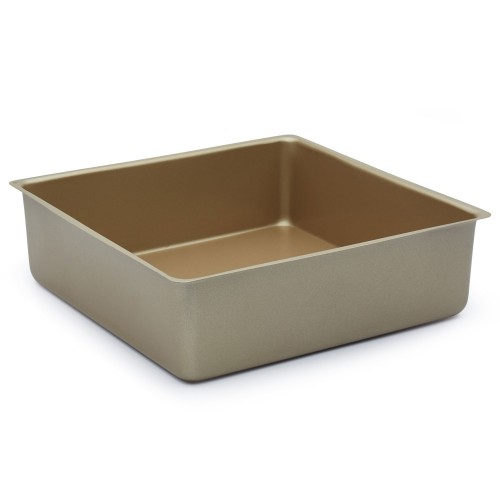 Kitchencraft Paul Hollywood Deep Cake Pan Loose base Square