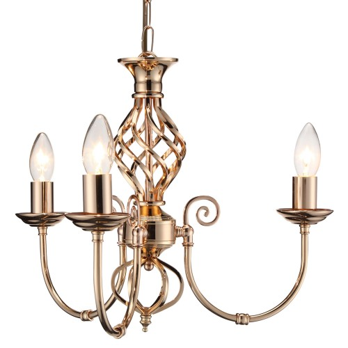Casa Provence 3 Light, French Gold