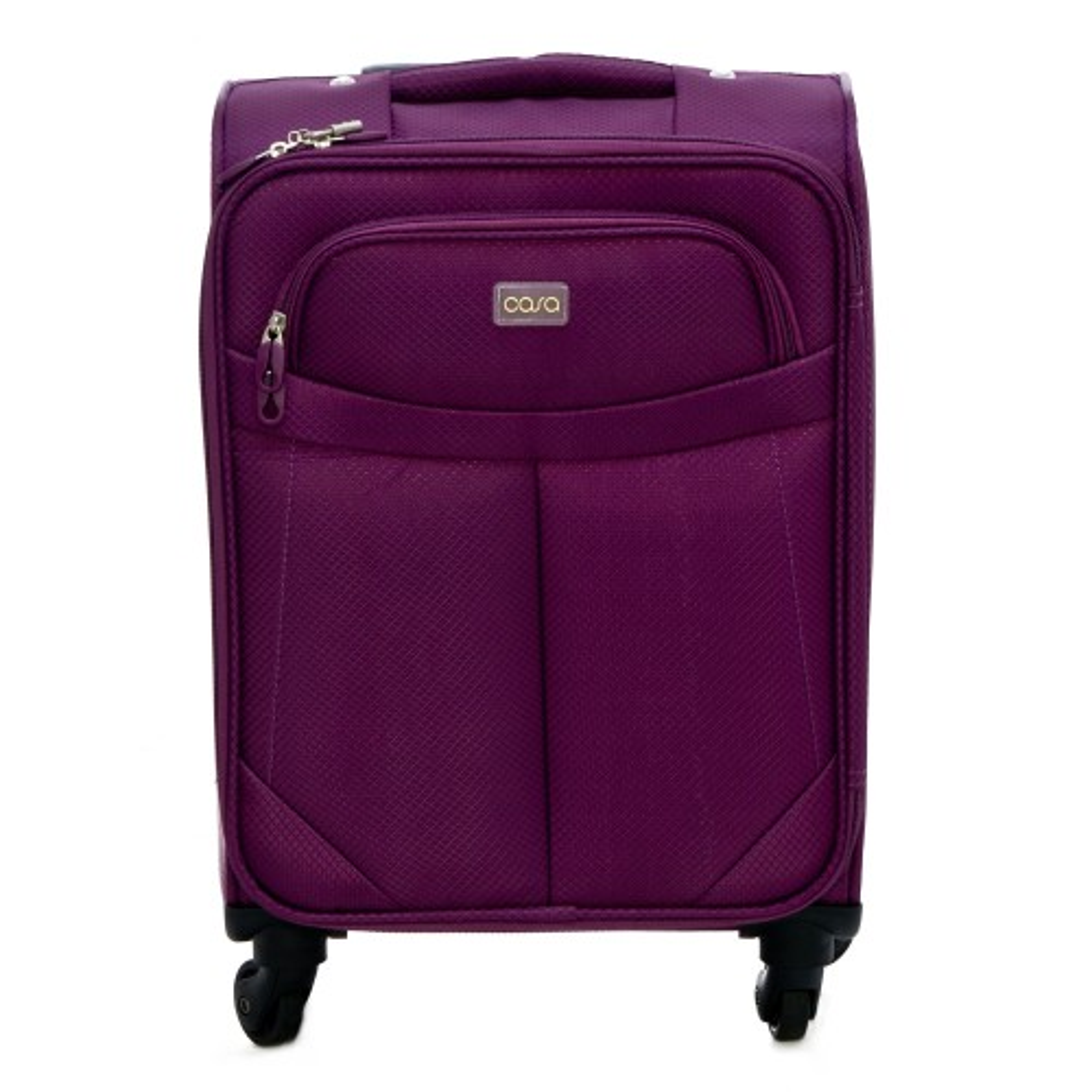 "Casa Xtra Lite 18"" Roller 4 Wheel, Purple"