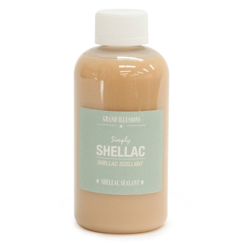 Vintage Paint Simply Shellac 250ml