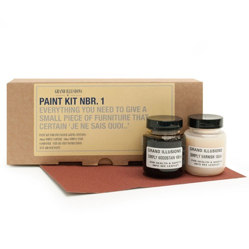 Vintage Paint Paint Kit 1, Ageing