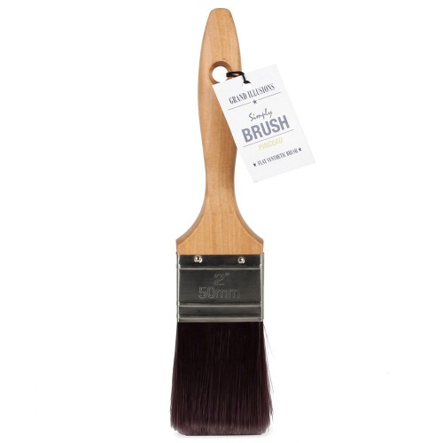 Vintage Paint Simply Paint Brush 50mm