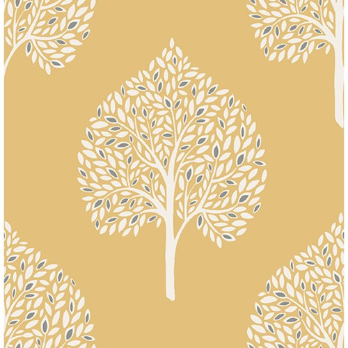 Fine Decor Mirabelle Grove Wallpaper, Yellow
