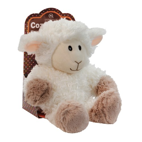 Aroma Home Cozy Hotties Lamb, Cream