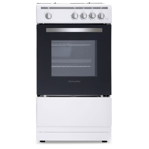 Montpellier MSG50W Gas Cooker