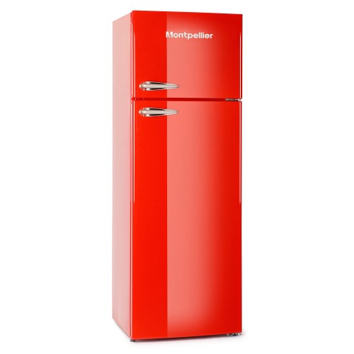 Montpellier MAB345R Fridge Freezer