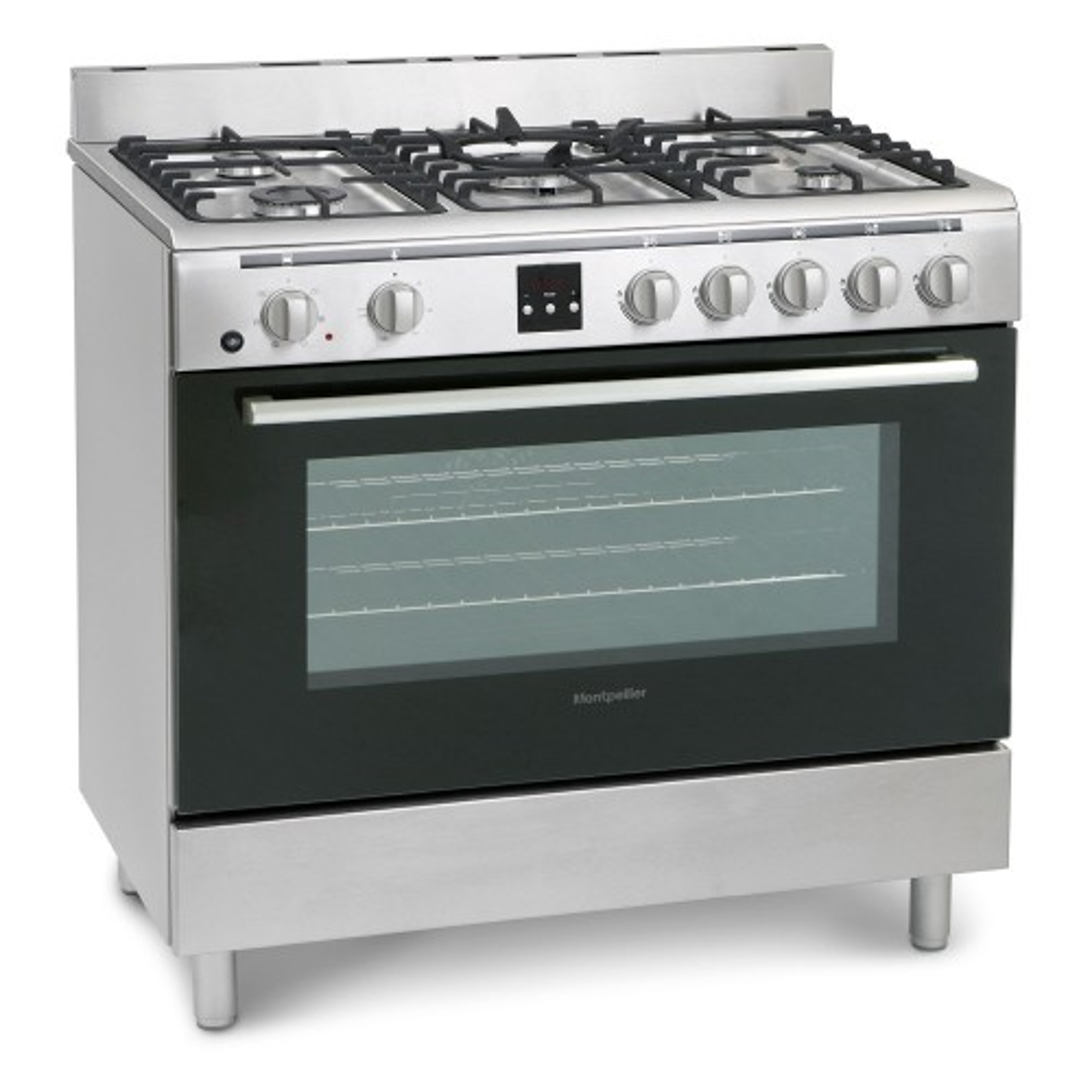 Montpellier MR90DFMX Dual Fuel Cooker