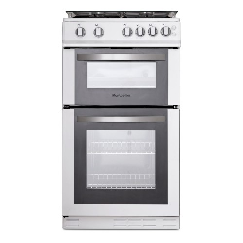 Montpellier MDG500LW Gas Cooker