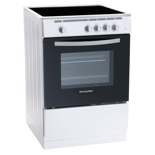 Montpellier MSC60FW Electric Cooker