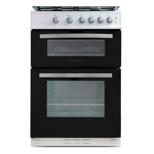 Montpellier MTG60LW Gas Cooker