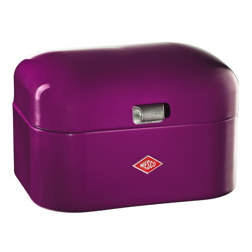 Wesco Single Grandy Bread Bin, Purple