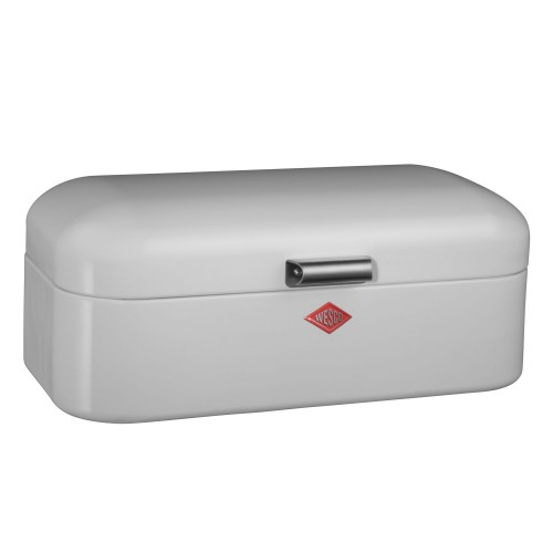 Wesco Grandy Bread Bin, White