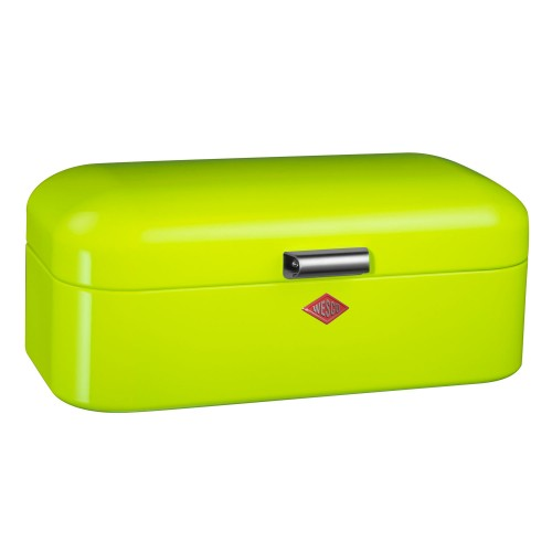 Wesco Grandy Bread Bin, Lime Green
