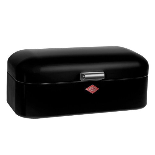 Wesco Grandy Bread Bin, Black