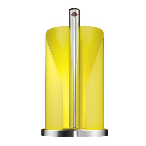 Wesco Paper Roll Holder, Lemon Yellow