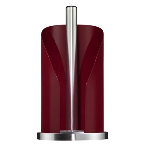 Wesco Paper Roll Holder, Ruby Red