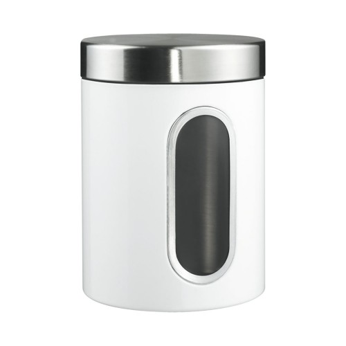 Wesco Canister, White