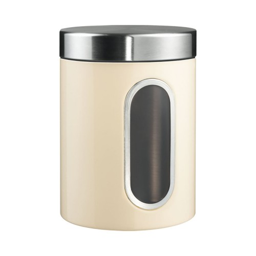 Wesco Canister, Almond