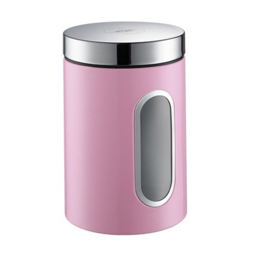 Wesco Canister, Pink