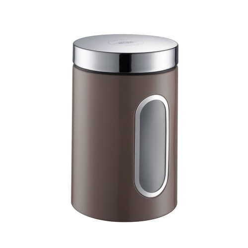 Wesco Canister, Warm Grey