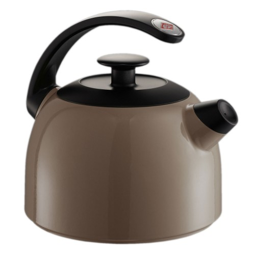 Wesco Whistling Kettle, Warm Grey