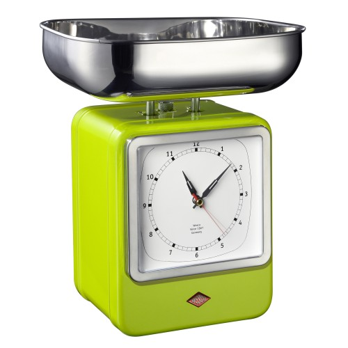 Wesco Retro Scales, Lime Green