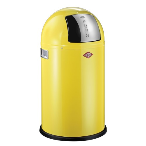 Wesco Pushboy Junior 22l, Lemon Yellow