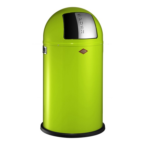 Wesco Pushboy 50l, Lime Green