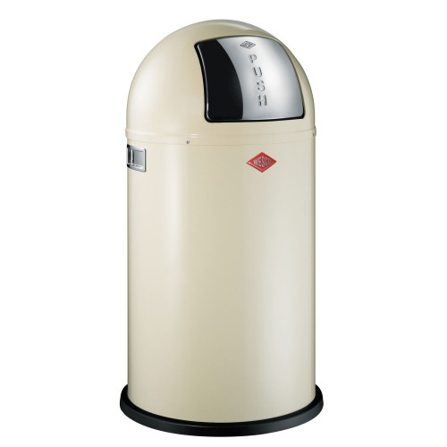 Wesco Pushboy 50l, Almond