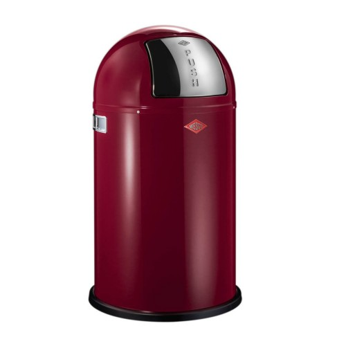 Wesco Pushboy 50l, Ruby Red