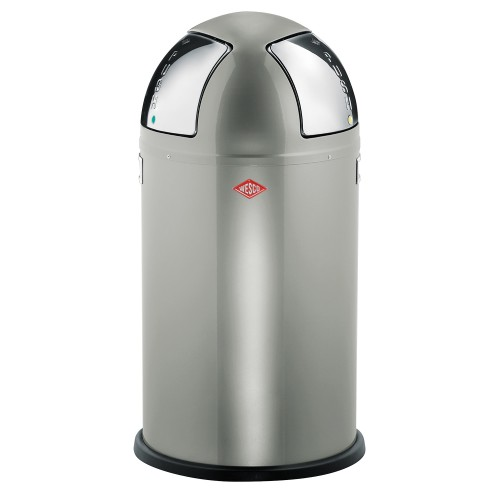 Wesco Push Two 50l, New Silver